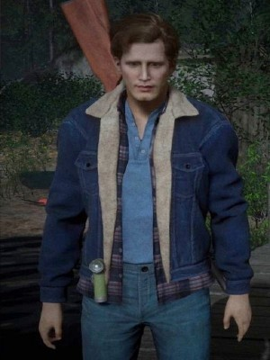 Survival Game Friday the 13th The Game Tommy Jarvis Jacket
