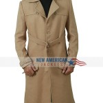 Henry Golding Last Christmas Tom Cotton Coat