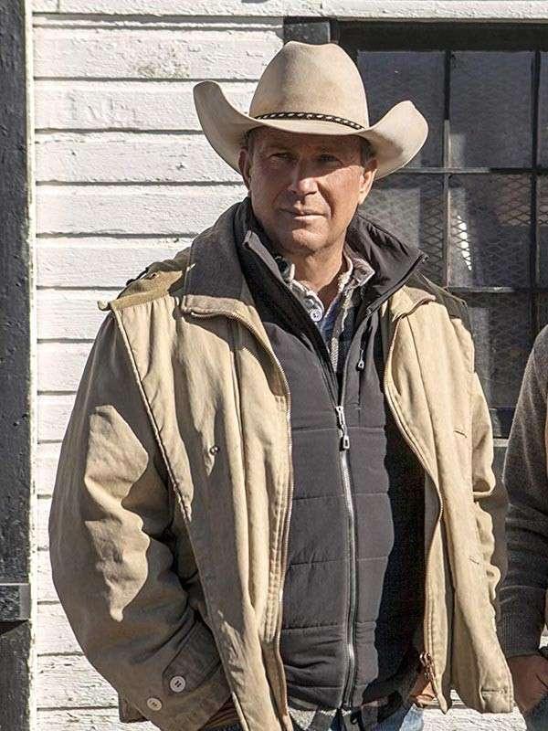 John Dutton Jacket From Yellowstone