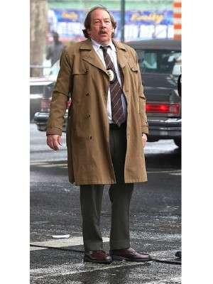 Detective Garrity Joker Bill Camp Cotton Coat