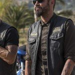 Mayans M.C Biker Leather Vest