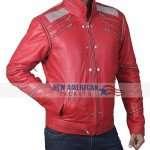 Michael Jackson Red Jacket