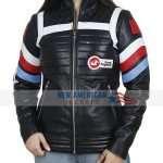 My Chemical Romance Black Leather Jacket