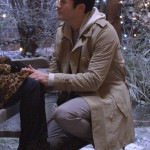 Romance Film Last Christmas Henry Golding Tom Cotton Coat (1)