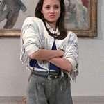Sara Sloane Fringe Jacket