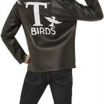 T-Birds John Travolta Grease Leather Jacket