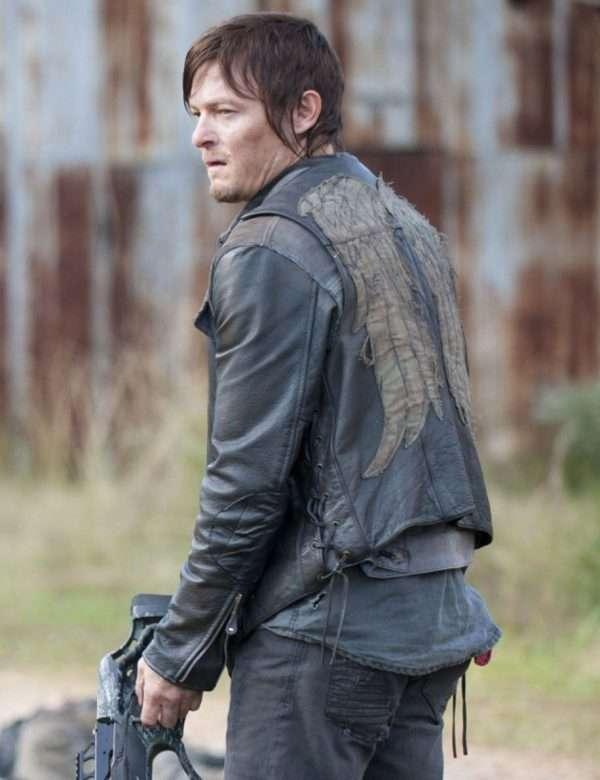 Walking Dead Daryl Dixon Vest