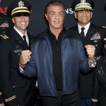 sylvester-stallone-hits-the-red-carpet-rambo-last-blood-premiere Blue jacket