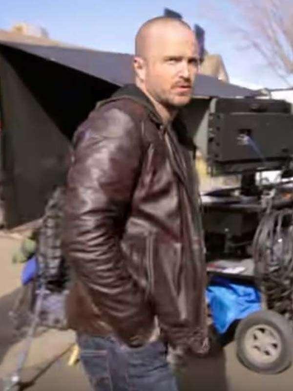 Aaron Paul Jacket El Camino A Breaking Bad Movie Jacket