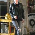 Batwoman Biker Jacket