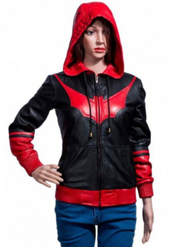 Batwoman Hooded Jacket