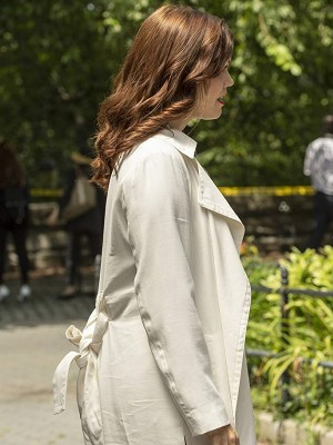 Bellamy Young Prodigal Son Jessica Whitly Cotton Coat