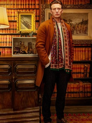 Knives Out Ransom Drysdale Chris Evans Coat