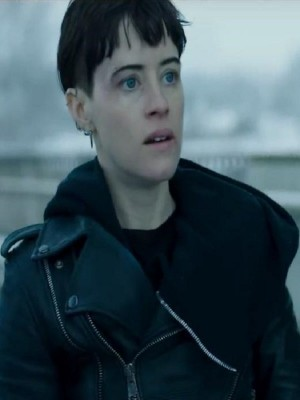 Claire Foy The Girl in the Spider's Web Lisbeth Salander Jacket