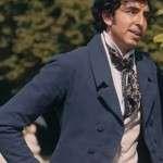 David Copperfield Blue Long Coat