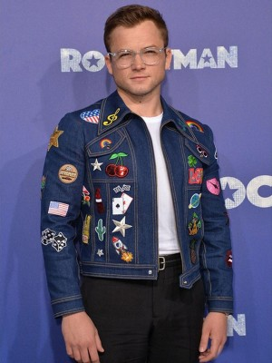 Rocketman Blue Jacket