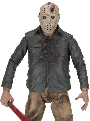 Friday the 13th The Final Chapter Ted White Jason Green Jacket
