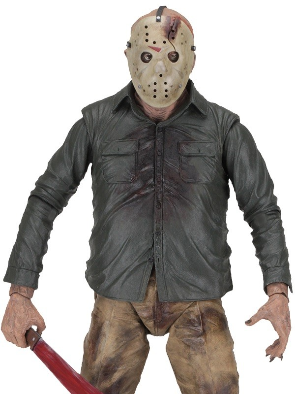 Horror, Thriller Film Series Friday the 13th The Final Chapter Ted White Jason Jacket