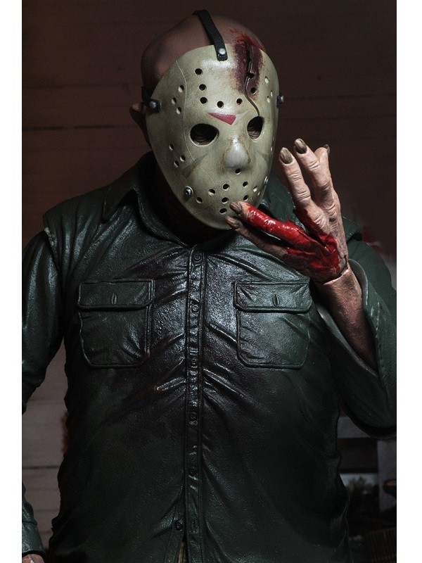 Jason Voorhees Friday the 13th Green Jacket