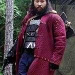 Jerry The Walking Dead Red Jacket