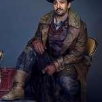 Lin-Manuel Miranda His Dark Materials Lee Scoresby Coat