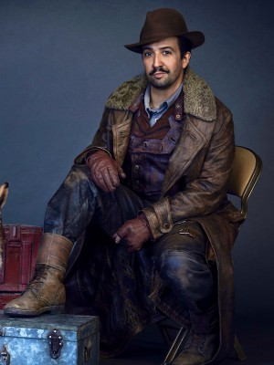 Lin-Manuel Miranda His Dark Materials Coat