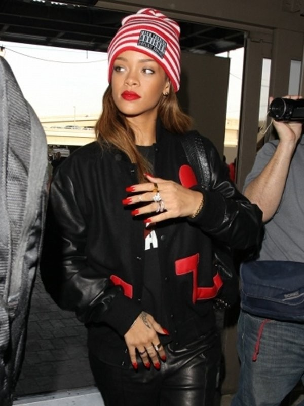 Rihanna-Valentine-Day Jacket-