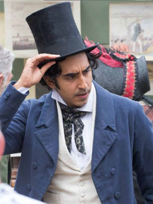The Personal History of David Copperfield Trench Coat