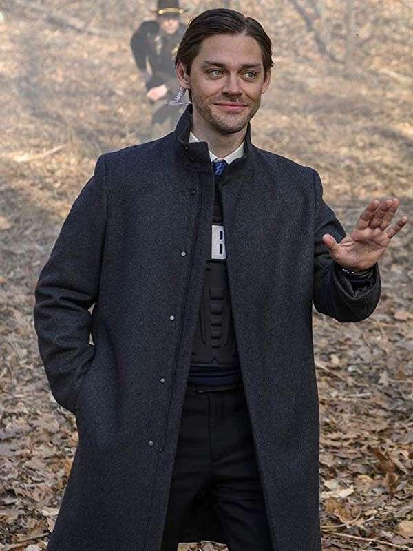 Tom Payne Prodigal Son Coat