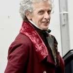 Wilkins Micawber Maroon Coat