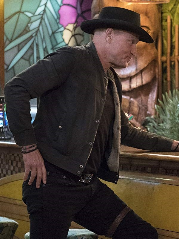 Woody Harrelson Zombieland Double Tap Tallahassee Jacket