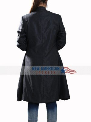 TV Series Outlander S03 Claire Randall Trench Coat