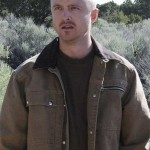 Aaron Paul Breaking Bad Jesse Pinkman Leather Jacket