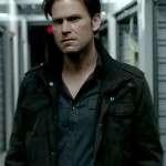 The Vampire Diaries Matthew Davis Black Jacket