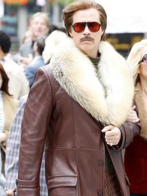 Ron Burgundy Anchorman 2 The Legend Continues Coat