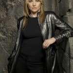 Battlestar Galactica Lucy Lawless Leather Jacket