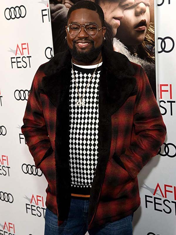 Bird Box Lil Rel Howery Jacket