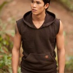 Booboo Stewart The Twilight Saga Brown Hoodie