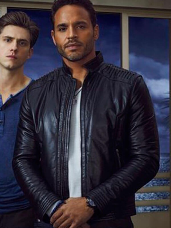 Briggs Graceland Daniel Sunjata Jacket
