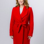 Christmas in Evergreen Allie Shaw Coat