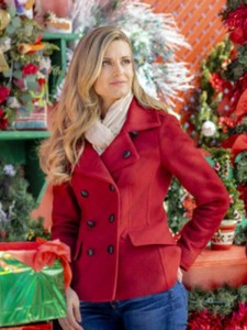 Brooke D'Orsay Christmas in Love Red Coat