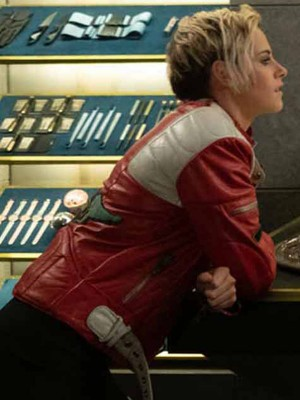 2019 Movie Charlie's Angels Kristen Stewart Jacket