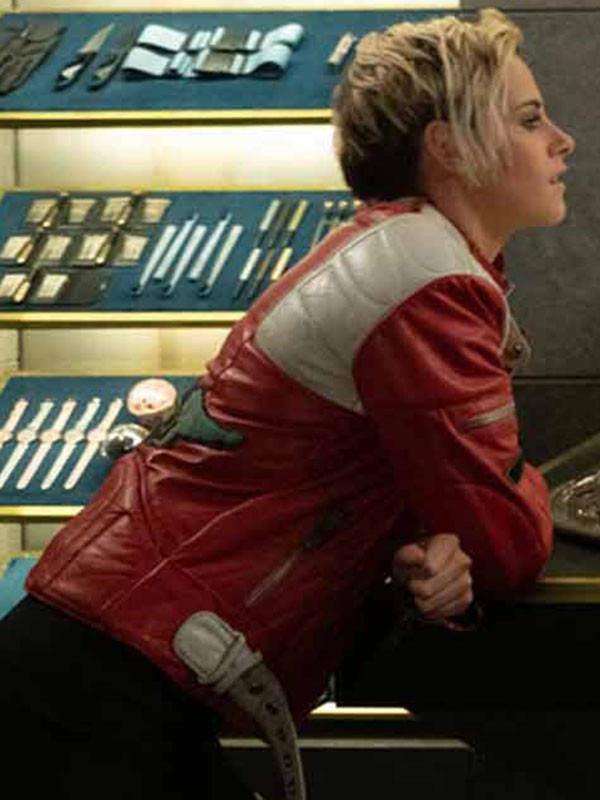 Comedy Film Charlie's Angels Kristen Stewart Jacket