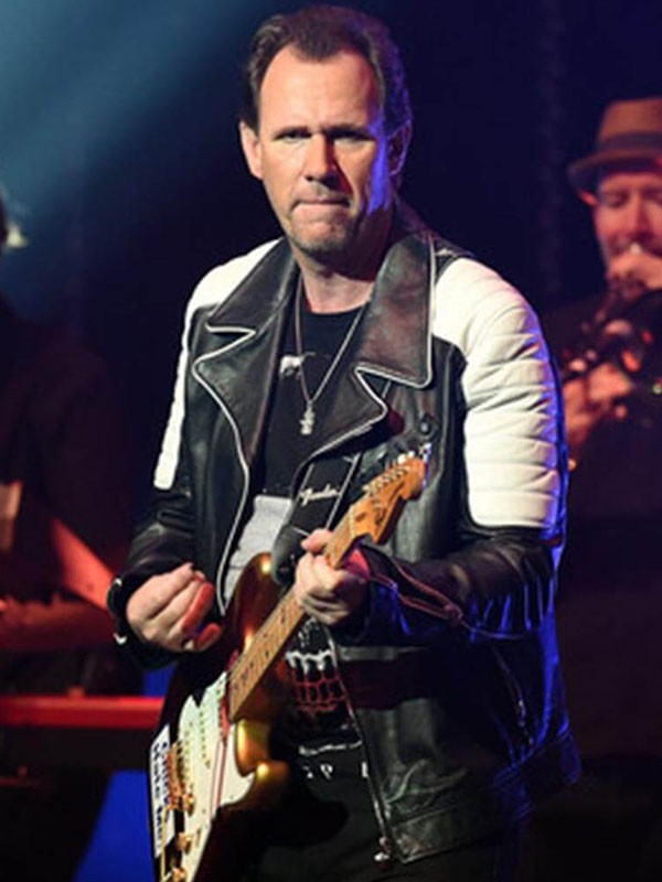 Concert Palms Casino Roy Hay Leather Jacket