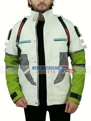 Season 3 Apex Legends Crypto Leather Jacket