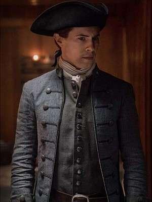 Outlander Lord John Grey Cotton Coat