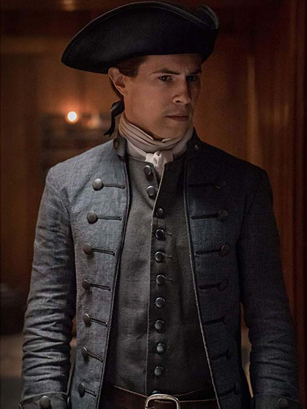 David Berry Outlander SO4 Cotton Coat