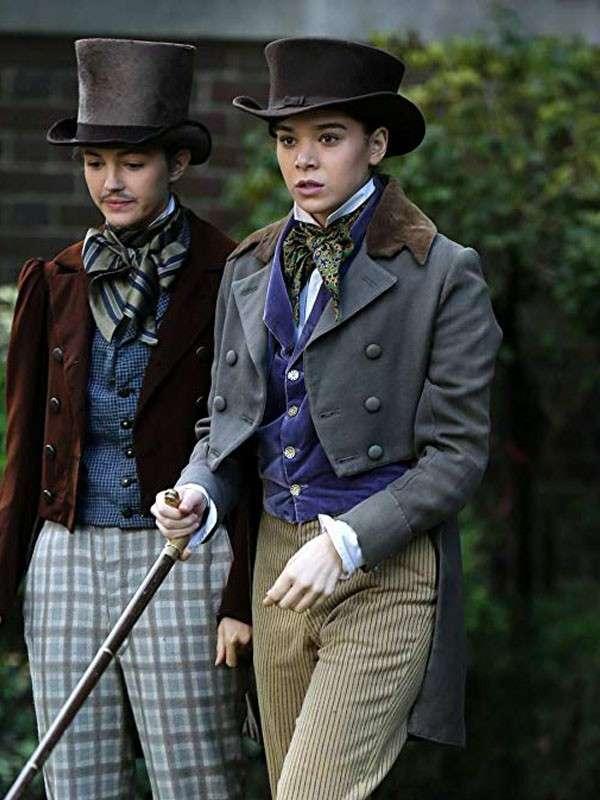 Dickinson Hailee Steinfeld Coat