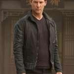 Donaka Mark Man of Tai Chi Leather Jacket