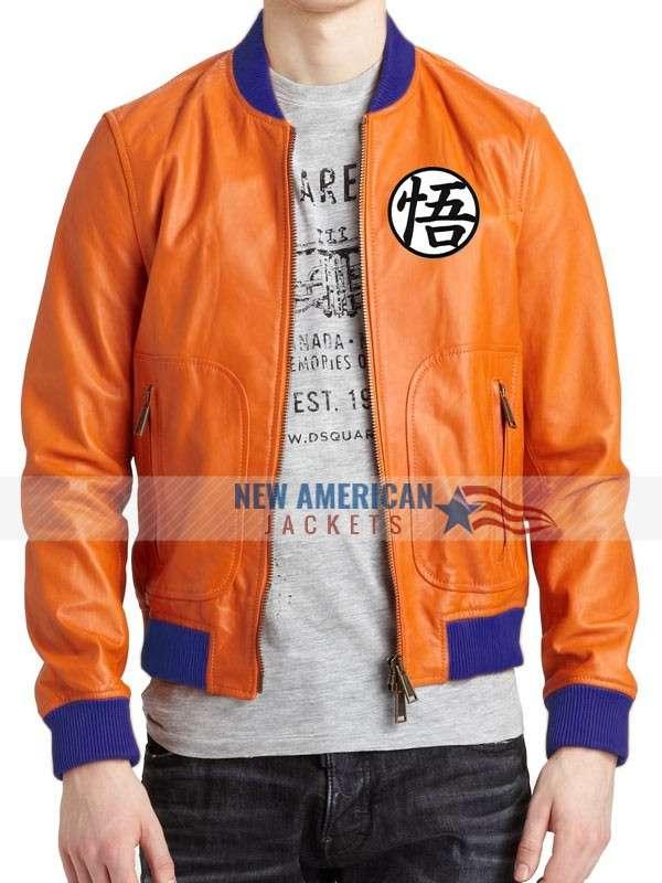 Dragon Ball Z Goku Bomber Jacket